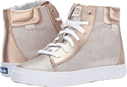 Keds Kids Double Up High Top (Little Kid/Big Kid)