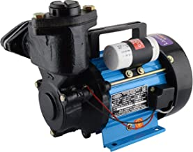Laxmi 0.5 HP Self Priming Monobloc Motorized Metal Water Pump (Blue and Black)