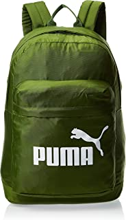 Puma Classic Backpack Garden Green Green Bag For Unisex, Size One Size