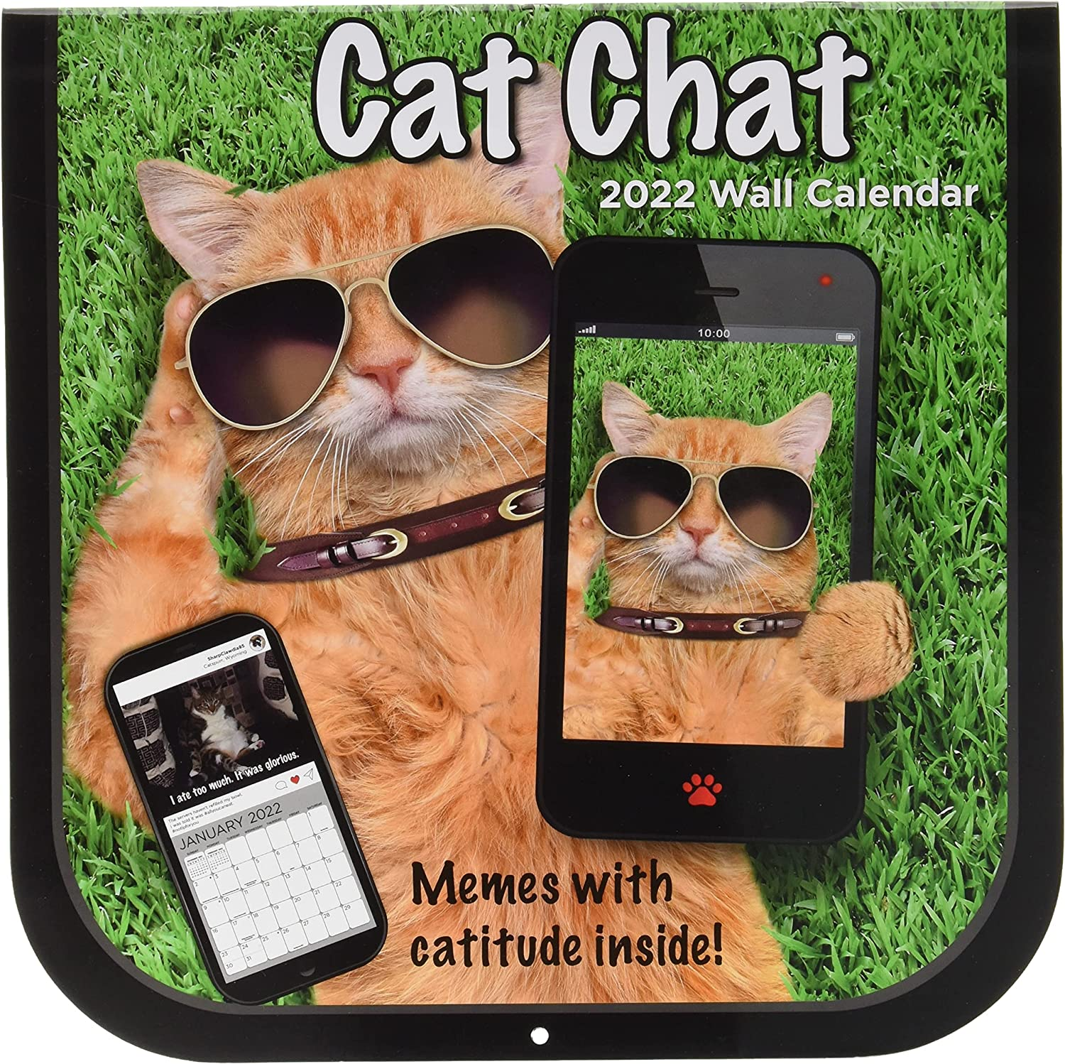 TURNER Photographic Super popular specialty store CAT Chat Wall Calendar Diecut 22998940092 Max 48% OFF
