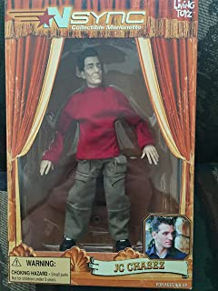 Living Toyz 'NSYNC JC Chasez Collectible Marionette