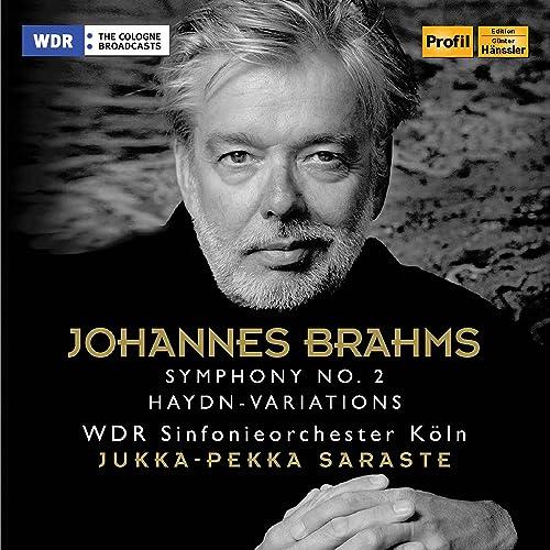 Brahms: Symphony No. 2 & Haydn Variations