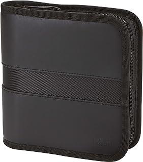Case Logic EKW-28 28 Capacity Koskin CD Wallet (Black)