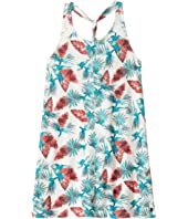 Roxy Kids - Up Before Snow Dress (Toddler/Little Kids/Big Kids)