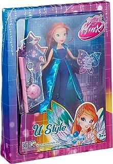 Winx Club Nickelodeon - Winx U-Style Magic Pencil Fashion Doll - Bloom