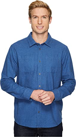Prana - Trey Long Sleeve Flannel