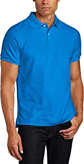 Men's Modern Fit Short Sleeve Polo Shirt