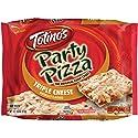 Totino's, Pizza, Three Cheese, 9.8 oz (Frozen)