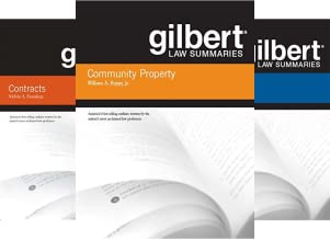 Gilbert Law Summaries (37 Book Series)