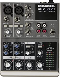 Best mackie 402 vlz3 Reviews