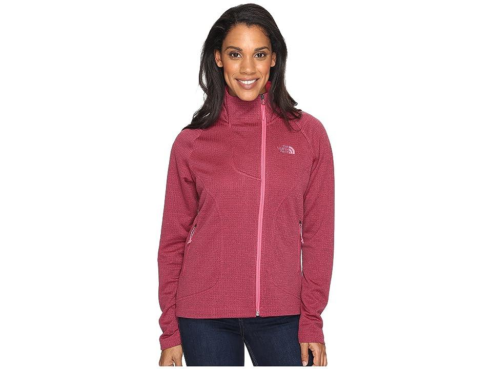 The North Face Needit Jacket (Honeysuckle Pink Heather (Prior Season)) Women