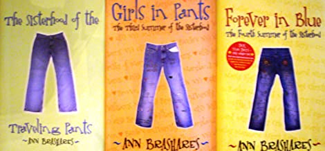 The Sisterhood of the Traveling Pants series (set of 3 books)Sisterhood of the Traveling Pants, Girls in Pants: The Third ...