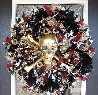 gasparilla pirate wreaths