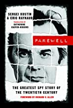 Farewell: The Greatest Spy Story of the Twentieth Century (English Edition)