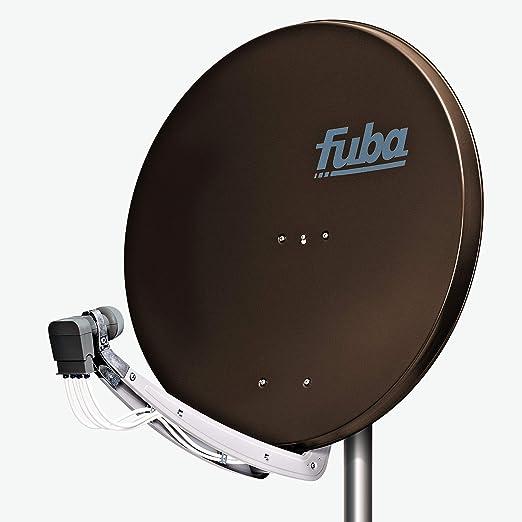 Fuba - Antena de satélite fuba DAA 850b: Amazon.es: Electrónica