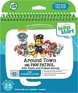 Leapstart Around Town With Paw Patrol (Level 2)