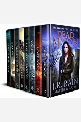 Samantha Moon Endgame: Including Books 17-22 in the Vampire for Hire Series, Plus Two Short Stories (Vampire for Hire Boxed Sets Book 3) Kindle Edition