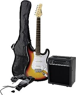 Clifton T327315 - Guitarra eléctrica con amplificador