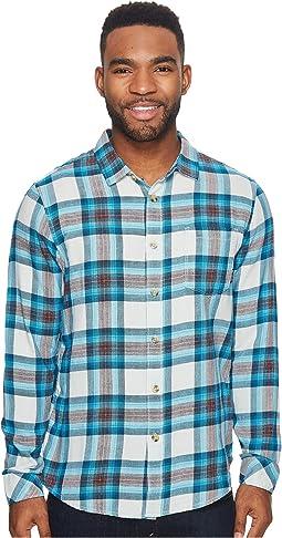 Billabong - Freemont Flannel Long Sleeve Top