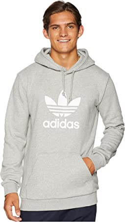 965effde5c1b adidas Originals. Trefoil Hoodie.  64.95. 5Rated 5 stars5Rated 5 stars.  Medium Grey Heather