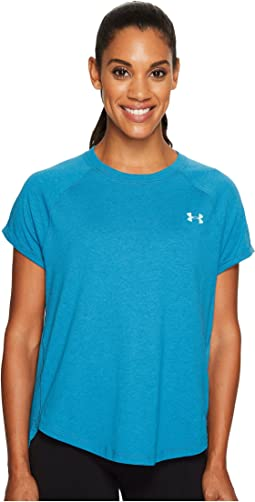 Under Armour Tri-Blend Short Sleeve