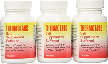 Thermotabs Each Buffered Salt Tab, Pack of 3