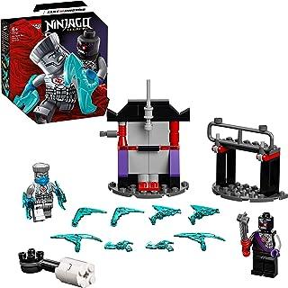 LEGO 71731 NINJAGO Legacy Epic Battle Set – Zane vs. Nindroid Robot Warrior with Spinning Battle Toy