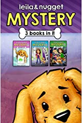 Leila and Nugget Mystery Collection #1 Kindle Edition