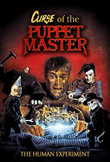 Curse of the Puppet Master [Blu-ray]