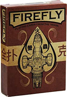 QMx Firefly Playing Cards