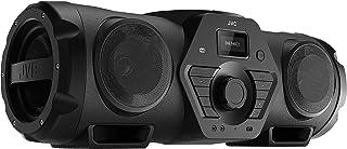 JVC Boomblaster RV NB300DABBP, 2 x 30 Watt, DAB+, UKW, Bluetooth, CD, USB, Line In, Gitarren  & Mikrofoneingang, Fernbedienung, inkl. Akku