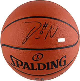 Damian Lillard Portland Trail Blazers Autographed Replica Basketball - Panini Authentic - Fanatics Authentic Certified