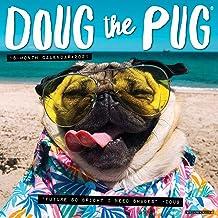 Doug the Pug 2021 Wall Calendar (Dog Breed Calendar) PDF