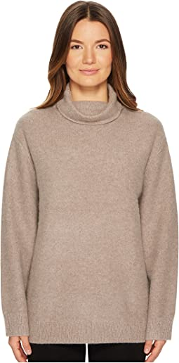 Vince - Boxy Mock Neck
