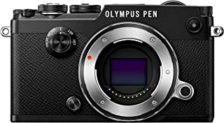 Olympus PEN-F (Body-Only) (Black)