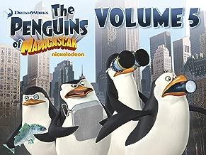 The Penguins of Madagascar Volume 5