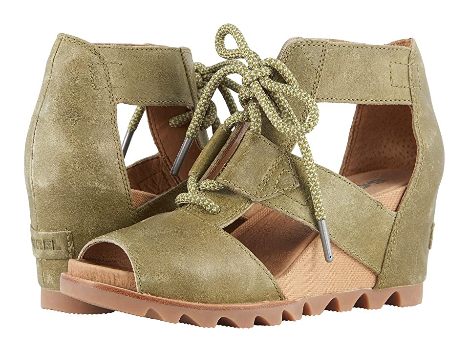 SOREL Joanie Lace (Olive Drab) Women