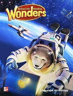Reading Wonders Literature Anthology Grade 6 (ELEMENTARY CORE READING)