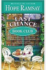 Last Chance Book Club Kindle Edition