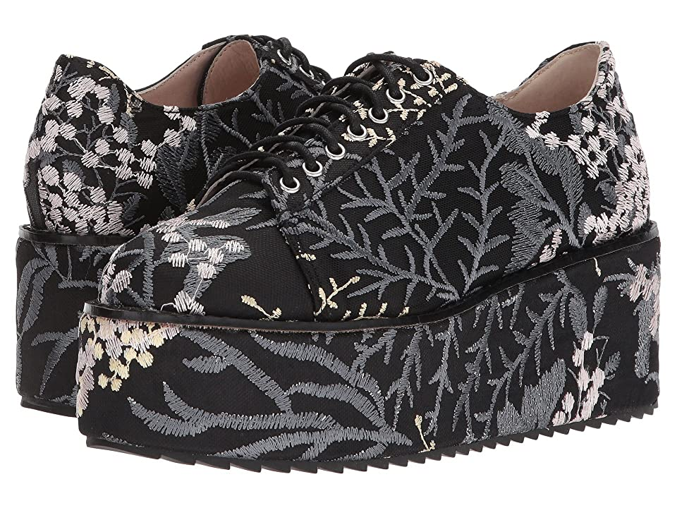 Shellys London Honolulu (Black Floral) Women