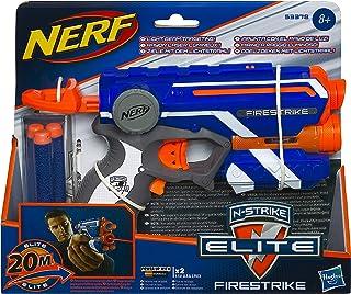 Nerf - Lanzadardos Firestrike Elite (Hasbro 53378E35)