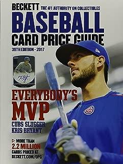 Beckett Baseball Card Price Guide #39
