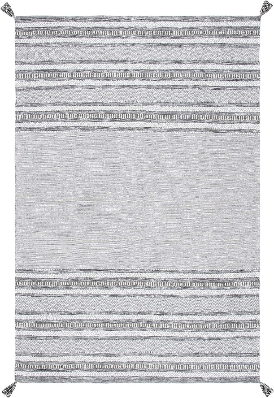 5 popular Safavieh Montauk Collection MTK214F Handmade Flatweave Ar Cotton High quality