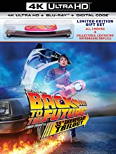 Back to the Future 35th Anniversary Trilogy Giftset 4K UHD [Blu-ray]