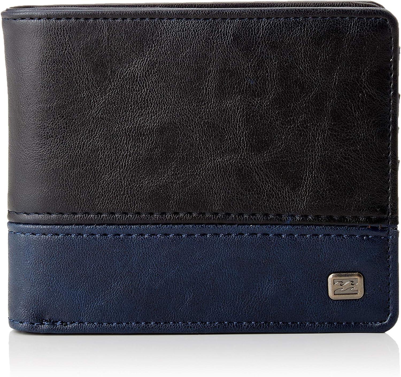 Billabong Men's Wallet ~ Dimension navy blue