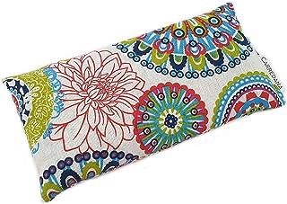 comprar comparacion CARREDANA Cojines de Yoga de Semillas de Trigo con Lavanda y eucalípto
