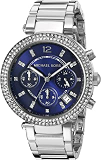 Michael Kors Stainless Steel Watch For Women, Mk6117, Analog Display