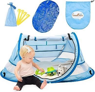 GoodBorn Baby Beach Tent, UV50+ EzyFold Popup