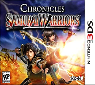 Samurai Warriors Chronicles - Nintendo 3DS