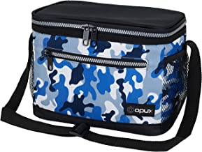 OPUX Insulated Lunch Box for Men Women, Leakproof Thermal Lunch Bag for Work, Reusable Lunch Cooler Tote, Soft School Lunc...